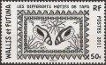 24 septembre 2011 - 50 francs - Les différents motifs de Tapa