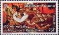 28 avril 2011 - 75 francs - 170e anniversaire du Martyr de St Pierre Chanel