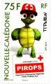 7 juin 2013 - 75 francs - Croix Rouge : PIROPS