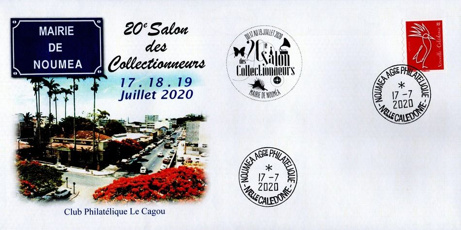 Club Le Cagou - Salon 2020