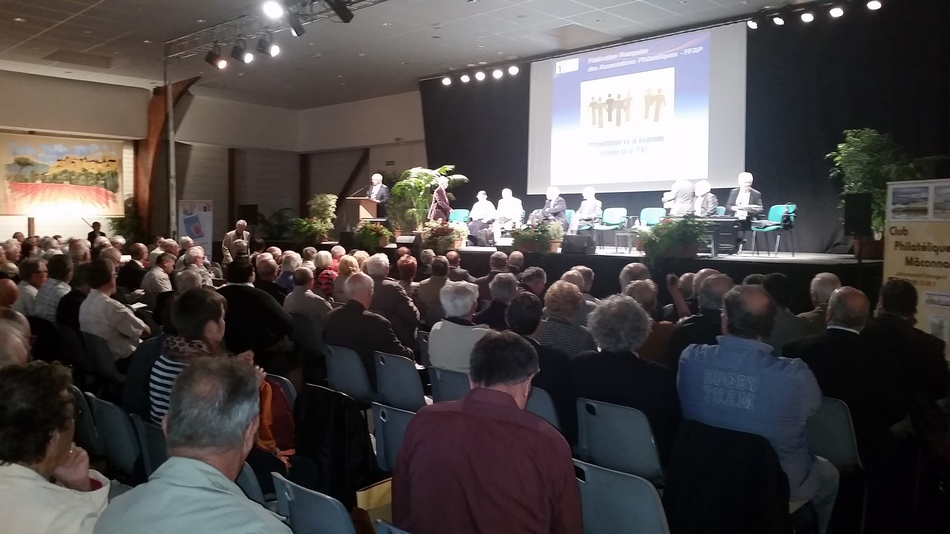 Club Philatélique Le Cagou - Macon 2015