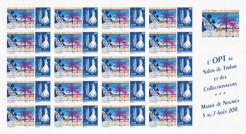 Accueil le cagou club philat lique de nouvelle cal donie for Salon du timbre 2017